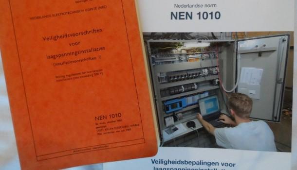 NEN 1010 installatievoorschriften