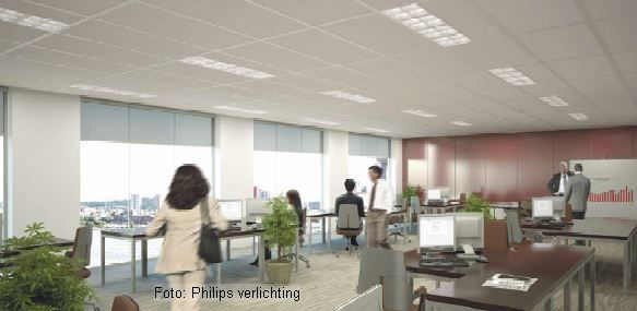 ledverlichting kantoor