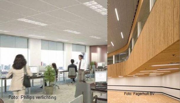 ledverlichting kantoren